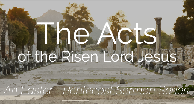 "Acts 21:27-36:  ""Paul & The People"""